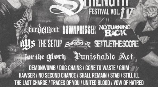 Return To Strength Festival 2014